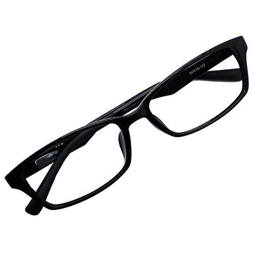 超軽量 超弾性 老眼鏡 シニアグラス リーディンググラス おしゃれ メンズ 男性向け スタイリッシュ TR90 マルチコート ブルーライトカット 2866 C1 1.0