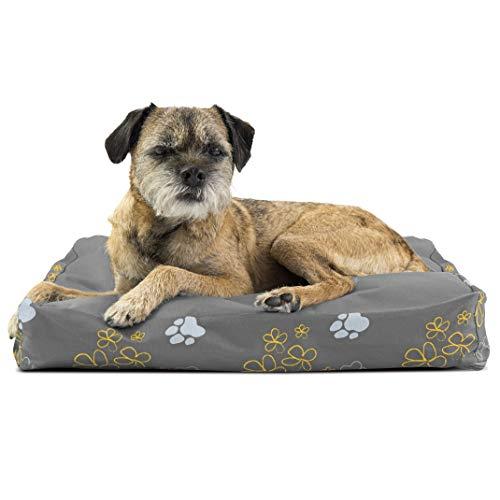 Furhaven Indoor/Outdoor Pet Dog Bed