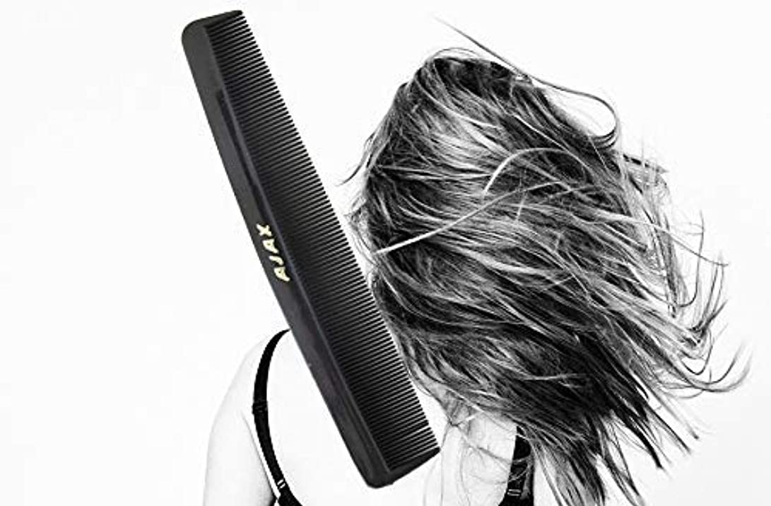 銃起点売り手Ajax Unbreakable Hair Combs Super Flexible Pocket Sized - Proudly Made in the USA (Pack of 6) [並行輸入品]