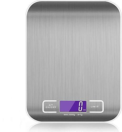 Balance de pesage numérique de cuisine - Poids de...