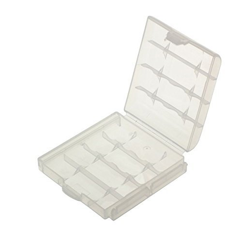 OTB Transportbox für Akkus/Batterien - Mignon (AA) / Micro (AAA) - 4er-Box