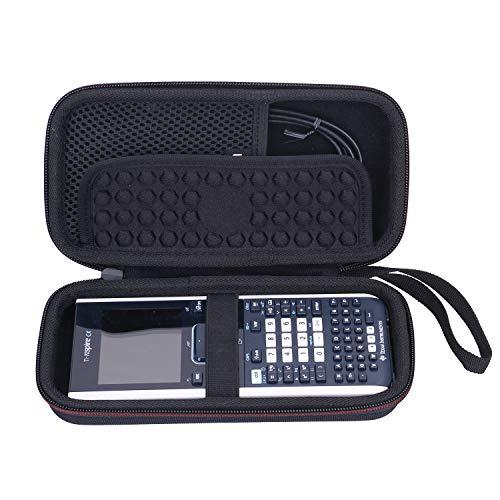 LTGEM Schutzhülle für Texas Instruments TI-Nspire CX Grafikrechner 2-Black