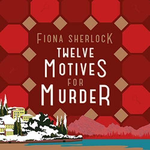 Twelve Motives for Murder cover art