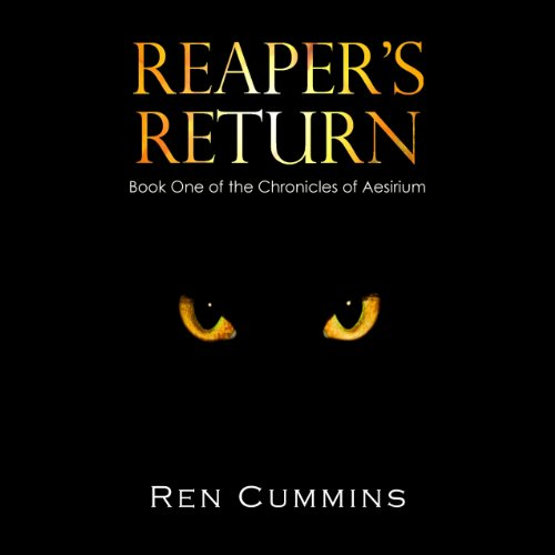 Reaper's Return (Chronicles of Aesirium, Book 1)  By  cover art