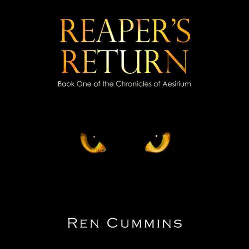 Reaper's Return (Chronicles of Aesirium, Book 1) audiobook cover art