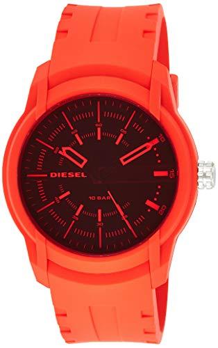 Reloj Diesel Armbar Silicone Unisex 44mm