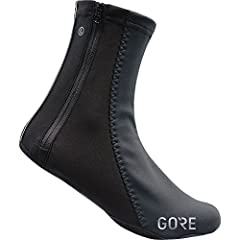 Practical overshoes for advanced level athletic activities in cold weather conditions, Ideal for the ambitious cyclist Suitable all year round, Windproof, water resistant and extremely breathable thanks to GORE WINDSTOPPER technology Brushed thermo l...