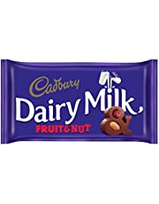 Cadbury Dairy Milk Chocolate With Raisins and Almonds, 230 gm