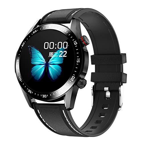 Relojes Inteligentes Rastreador De Ejercicios Para Teléfonos Android IOS, Monitor De Presión Arterial Con Frecuencia Cardíaca A Prueba De Agua IP67, Reloj Inteligente Para Hombres, Mujeres Y Niños