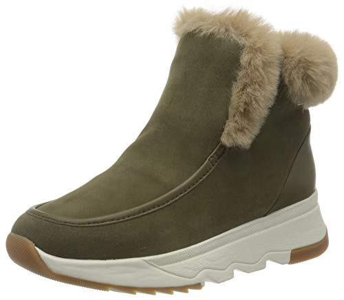 GEOX D FALENA B ABX B OLIVE Women's Boots Snow size 40(EU)