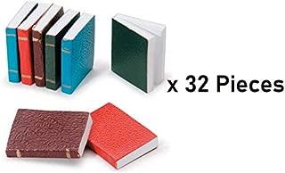 Timeless Miniatures-Books 8/Pkg, 4 pack