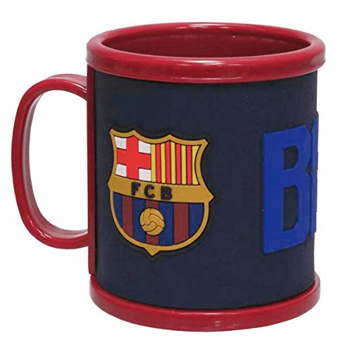 CYP BRANDS FC Barcelona MG-12-BC Tasse en Caoutchouc 3D