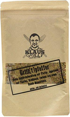 Klaus Grill(t)pfeffer 150g...von Klaus grillt....