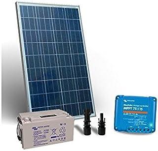 CAVSOL50mt-4 PuntoEnergia Italia Set Cavo Solare 4mm 50mt Rosso e 50mt Nero Fotovoltaico Camper Nautica Barca
