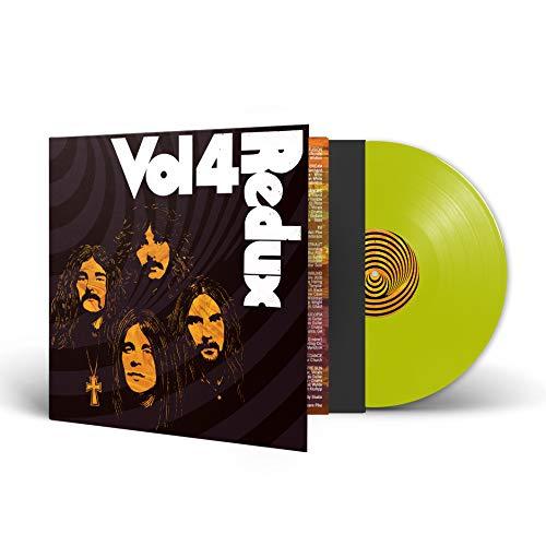 Vol.4 (Redux) (LP neongelb) [Vinyl LP]