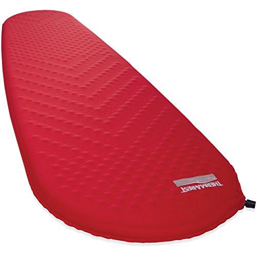 Therm-a-Rest Womens Prolite - Air mattresses (Rojo, Poliéster, Poliéster, Poliéster)