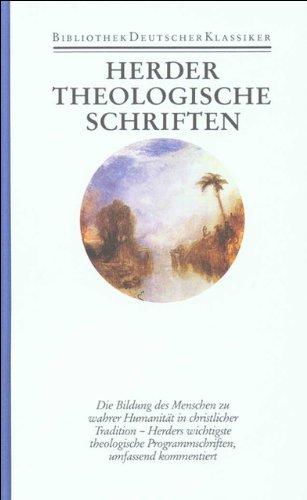 Werke. 10 in 11 Bänden: Band 9/1: Theologische Schriften