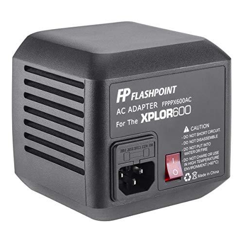 Flashpoint AC Adapter Unit for The XPLOR 600 R2 Monolight