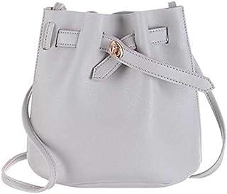 Miniso fashion Crossbody Bag (grey)