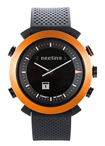 Cogito CW2.0-005-01 Smartwatch - Classic - Clockwork Orange