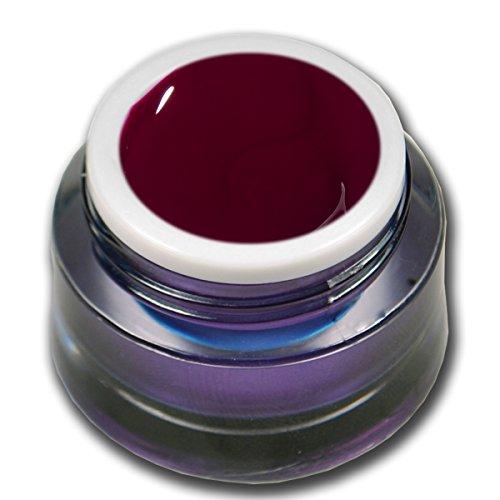 Premium Gels UV N ° 66 Rose Rouge 5 ml RM Beauty Nails Nail Art Design
