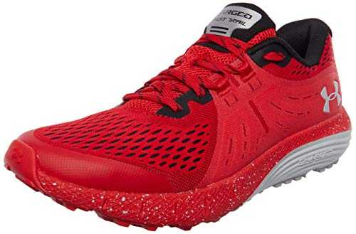 Under Armour Men's Charged Bandit Trail Running Shoe, Red...