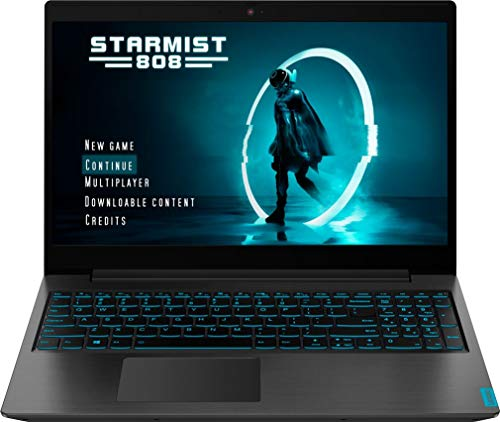 Lenovo - IdeaPad L340 15 Gaming Laptop - Intel Core i5 - 8GB Memory - NVIDIA GeForce GTX 1650 - 256GB Solid State Drive - Black