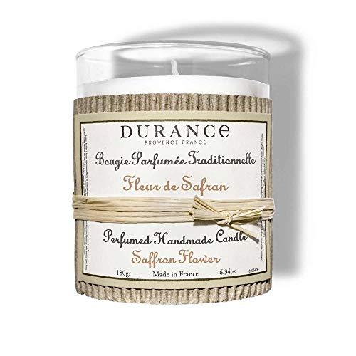 DURANCE - Vela perfumada con aroma de flor de safran