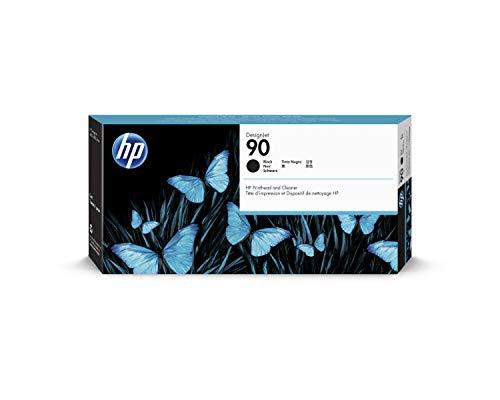 HP Original 90 Druckkopf und Reiniger schwarz