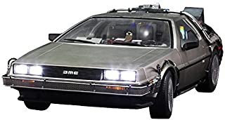 Hot Toys Movie Masterpiece - Back to the Future: Delorean Time Machine by Unknown