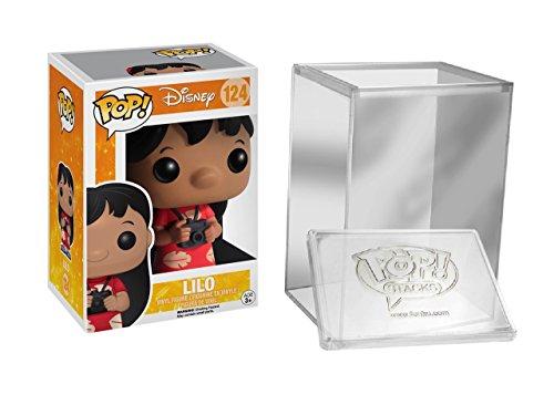 Funko Pop Disney Lilo & Stitch - Lilo Collectable Figure + FUNKO PROTECTIVE CASE