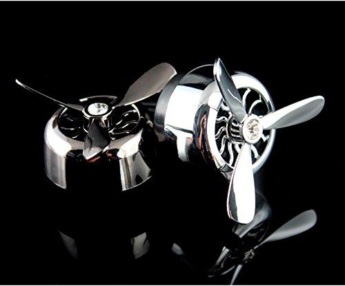Perfume de Salida de Coche, aeronave srotación de la hélice Aire Acondicionado Fragancia