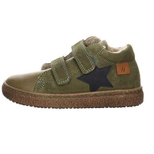 Naturino Jungen Boots kombi grün Gr. 31