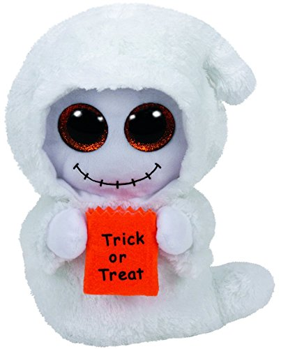 Ty Beanie Boos Mist the Ghost - 9 Inch