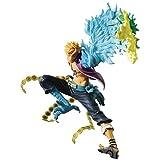JSFQ 彫像 ワンピースのアクションフィギュア:マルコ・ザ・フェニックスモデルのPVCフィギュア - 高5.5インチ