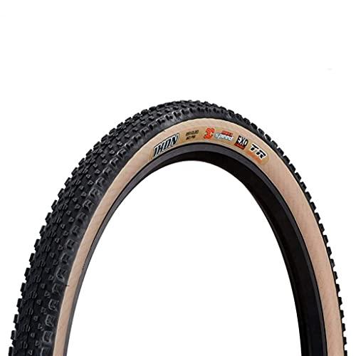 HUAQINEI Neumáticos Plegables 27,5/29 Pulgadas 29 & Veces; 2,2 MTB Neumáticos de Bicicleta Neumáticos de protección Exo para Bicicletas Skinwall (Color: IKON 3C Exo TR, Tamaño de Rueda: 29 '')