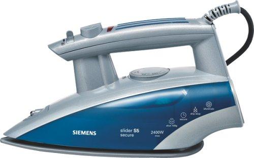 Siemens TB66420, 50/60 Hz, 220-240 MB/s, Azul/Plata, 125 x 290 x 155 mm, 1400 g - Plancha
