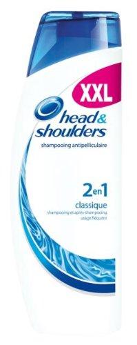 Head & Shoulders – Champú clásico 2 en 1 – 500 ml