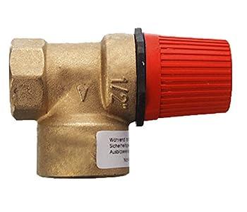 Cornat T593713 - Válvula de seguridad (1/2