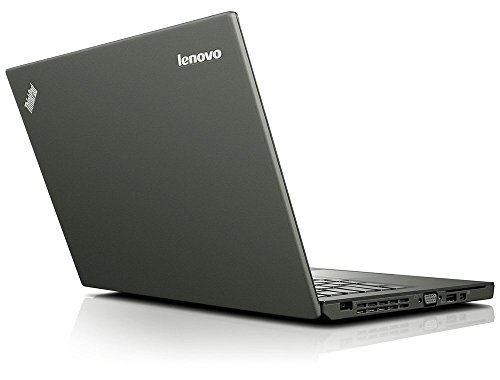 Lenovo ThinkPad X240 Mobiles Notebook, Intel i5 2 x 1.9 GHz Prozessor, 4 GB Arbeitsspeicher, 500 GB HDD, 12.5 Zoll Display, 1366x768, Cam, Windows 10 Pro, 1366 (Generalüberholt)