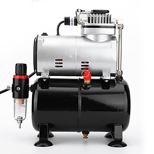 FOLOSAFENAR Mini Bomba de Aire de los compresores de Aire de 1 / 5HP para Interior