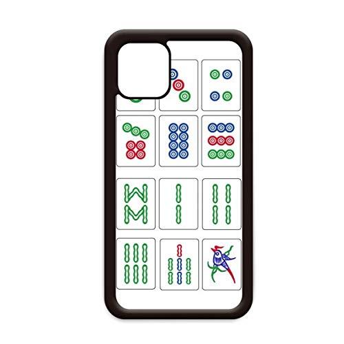 Carcasa para Apple iPhone 11 Pro Max, diseño de juego de ajedrez de la cultura china