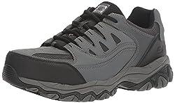 Skechers for Work Men's Holdredge Steel Toe Work Shoe