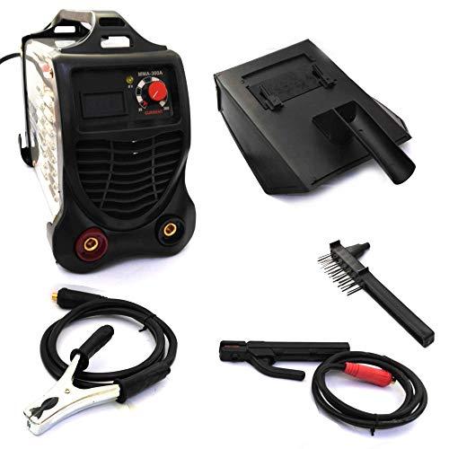 FAST WORLD SHOPPING® - Soldadora eléctrica con electrodo 300 amperios Inverter, máquina...