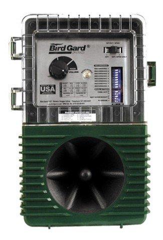 Bird Gard Pro - Ahuyentador Industrial de Pájaros - EFICACIA DEMOSTRADA