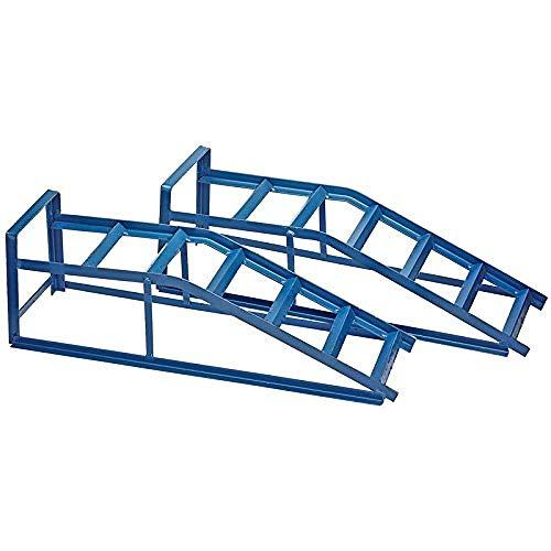 Draper CRS25 Paire de rampes pour Voiture de 2,5tonnes 23302, Blue