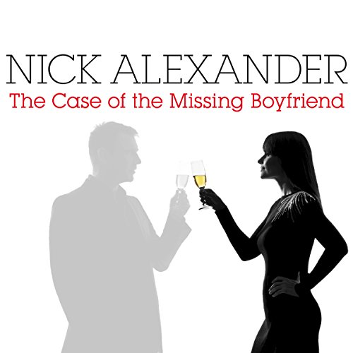 The Case of the Missing Boyfriend audiobook cover art