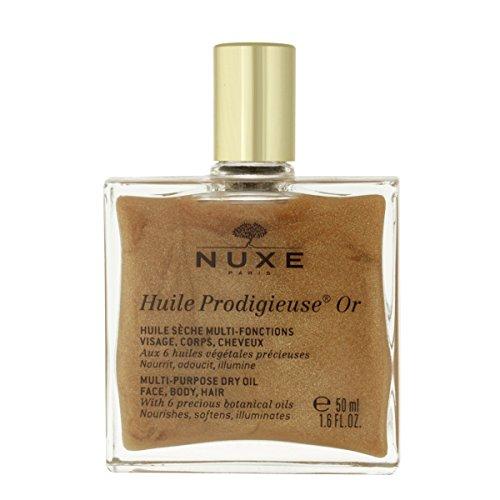 NuxeHuile Prodigieuse Or -Aceite para cara, cuerpo y pelo