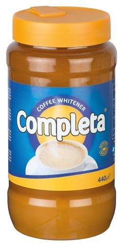 6x Completa - Kaffeeweißer, Pulver - 440g