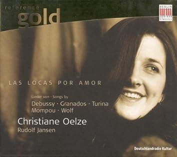 Vocal Recital: Oelze / Debussy / Granados / Wolf / Mompou / Turina